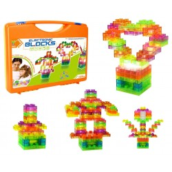 147pc Electronic building blocks