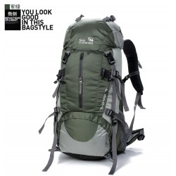 New outlander, 45L+5L hiking bag