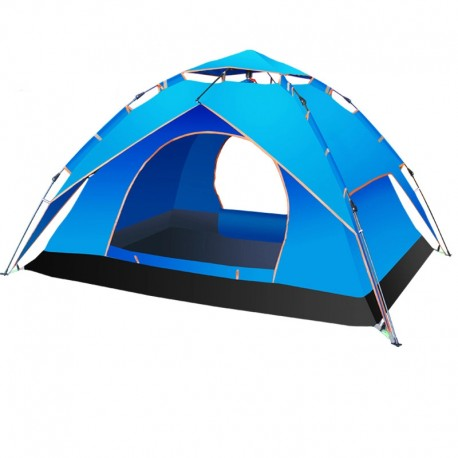 Camping tent 3-4 people -  Automatic tent -  Rainproof/Windproof