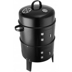 Campsberg - 3 in 1 charcoal smoker / roaster / grill